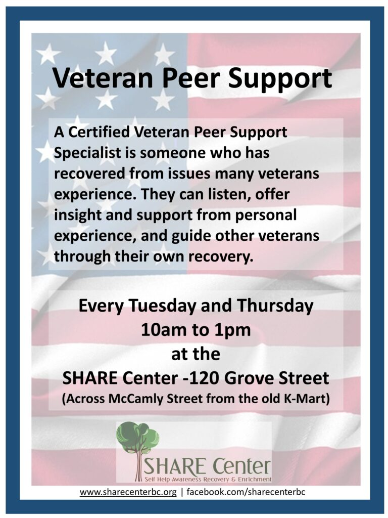 Vet Peer Support