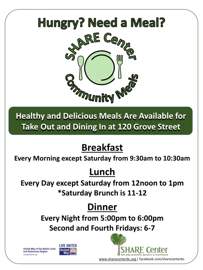 Community Meals Outreach